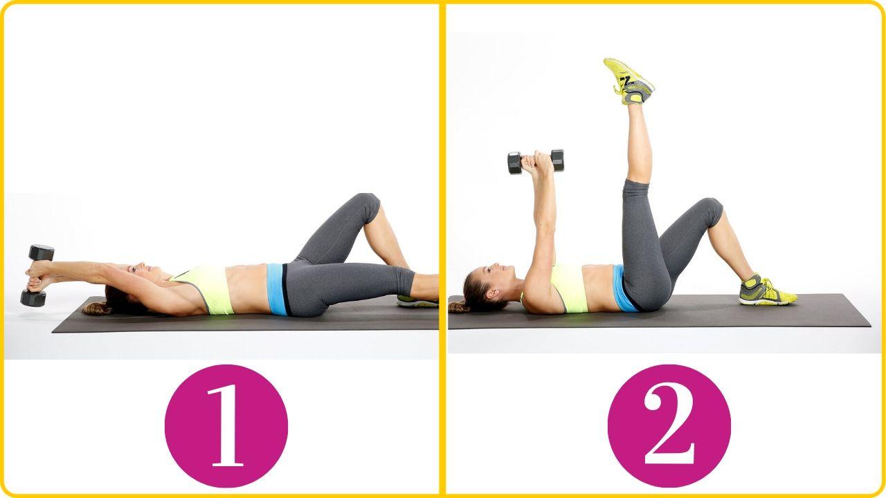 flabby arm exercises