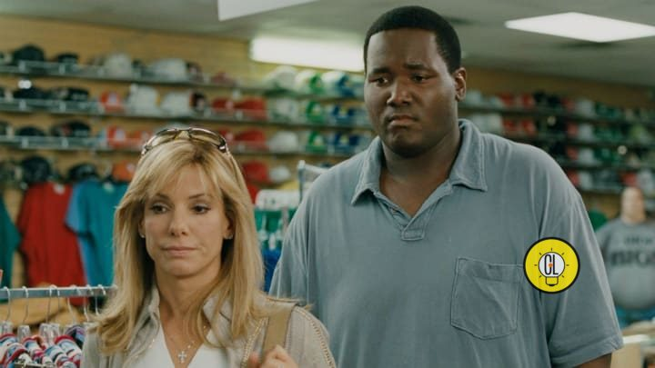 The blind side inspirational movie