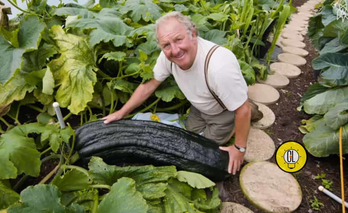 biggest marrow in the world