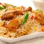 karachi chicken biryani recipe