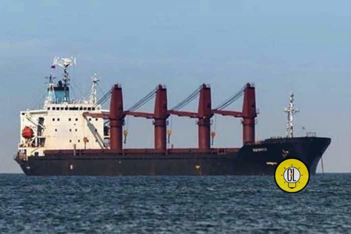 US seizes North Korean Ship
