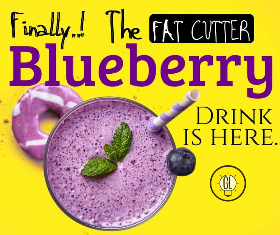 best blueberry weight loss smoothie