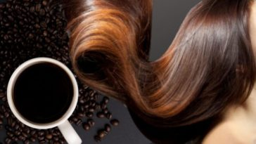 hair loss home remedy wit coffee