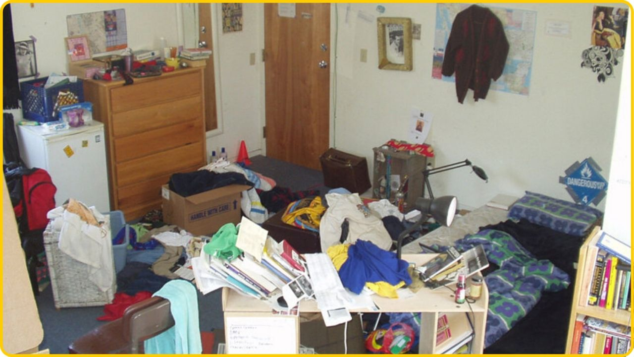 declutter and organize home