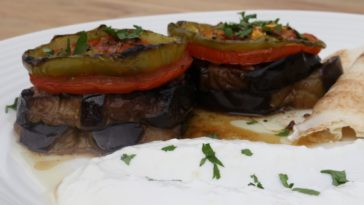 delecious middle east egg plant recipe