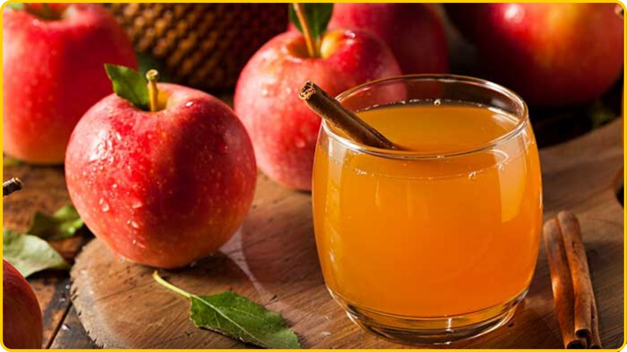 apple cider for common cold