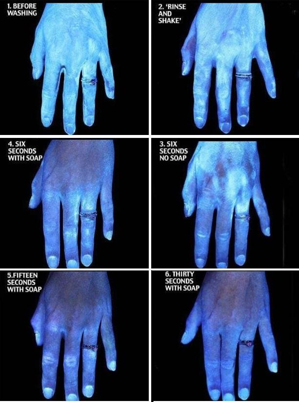 proper way to wash hands to prevent coronavirus