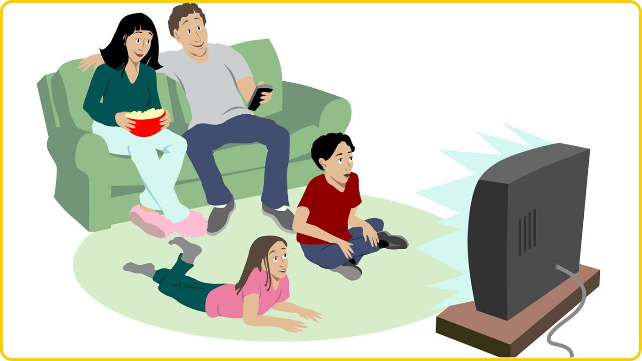 tv screen time and weight gain