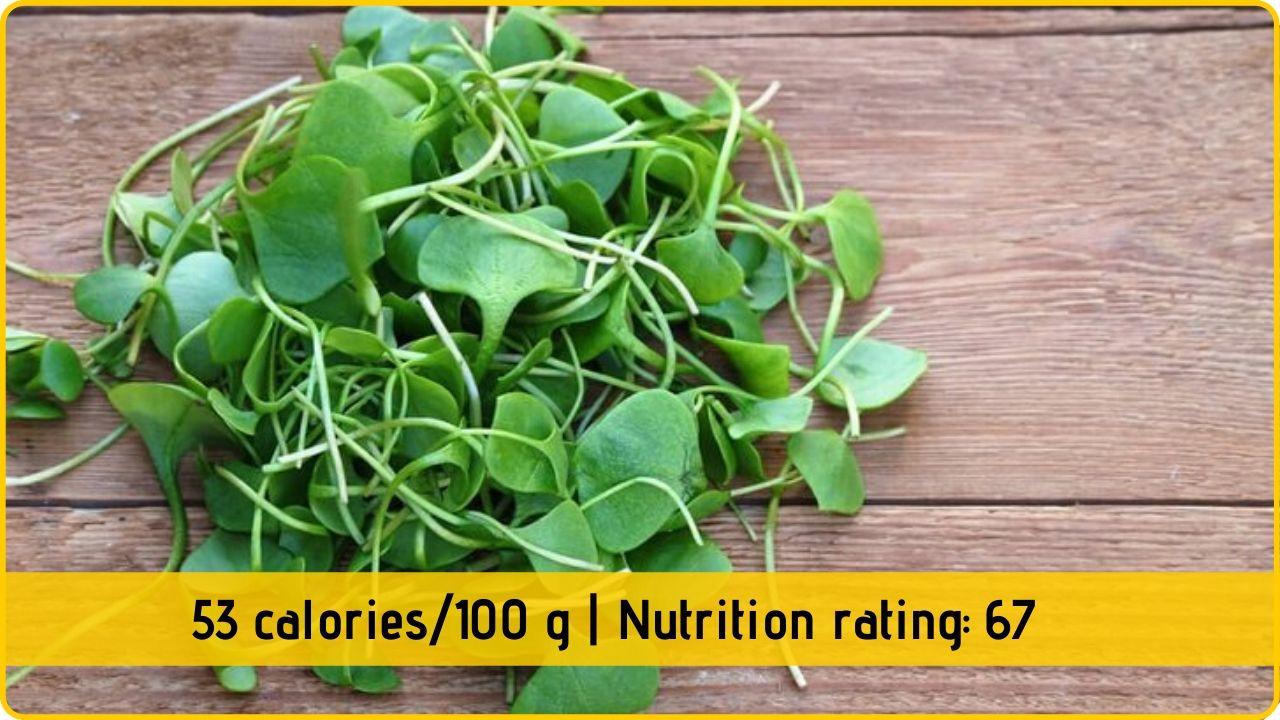 watercress nutrition health benefits