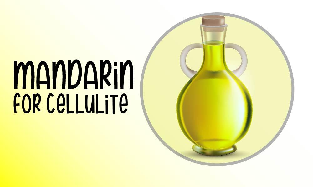 mandarin to treat cellulite