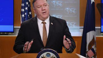 mike pompeo iran sanctions