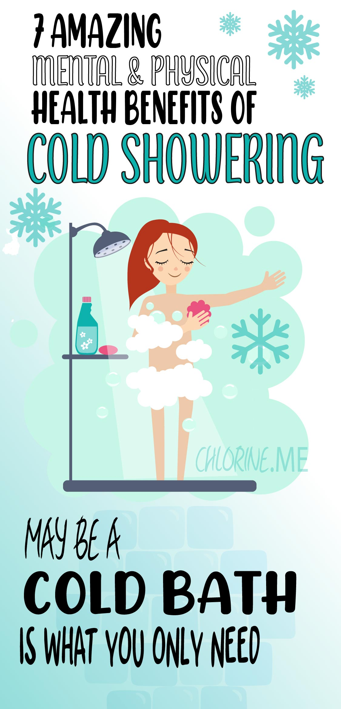 amazing health benefits of cold bath cold shower