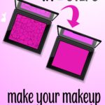 fix broken makeup in 2 steps