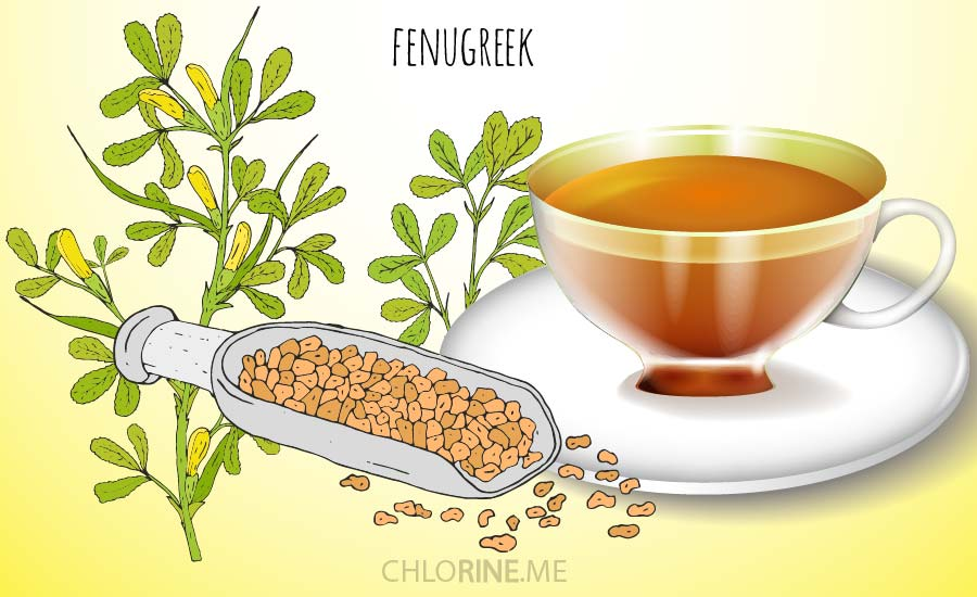 fenugreek to help with period menstrual pain