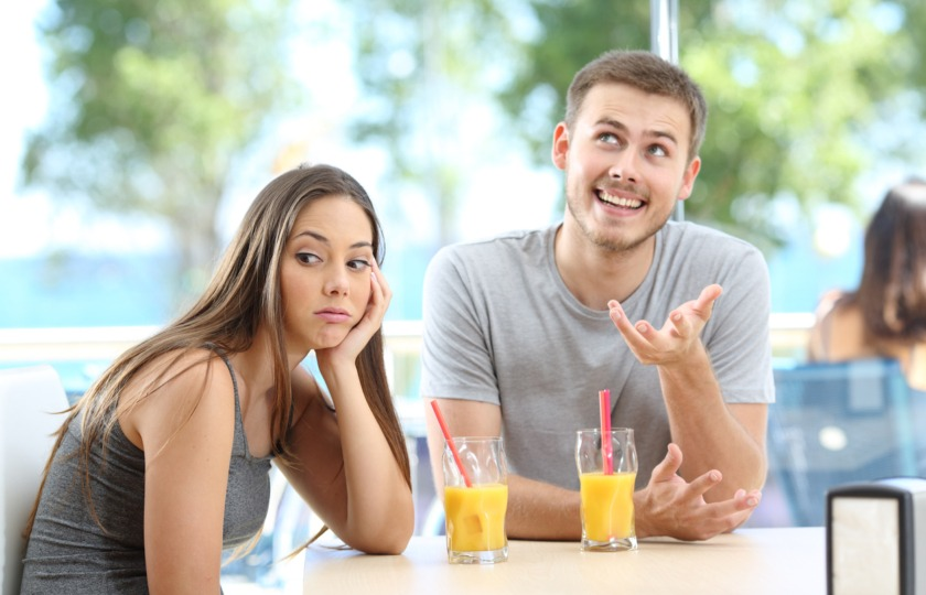 6 signs your partner is a narcissist