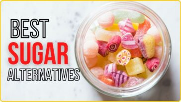 POPULAR sugar alternatives