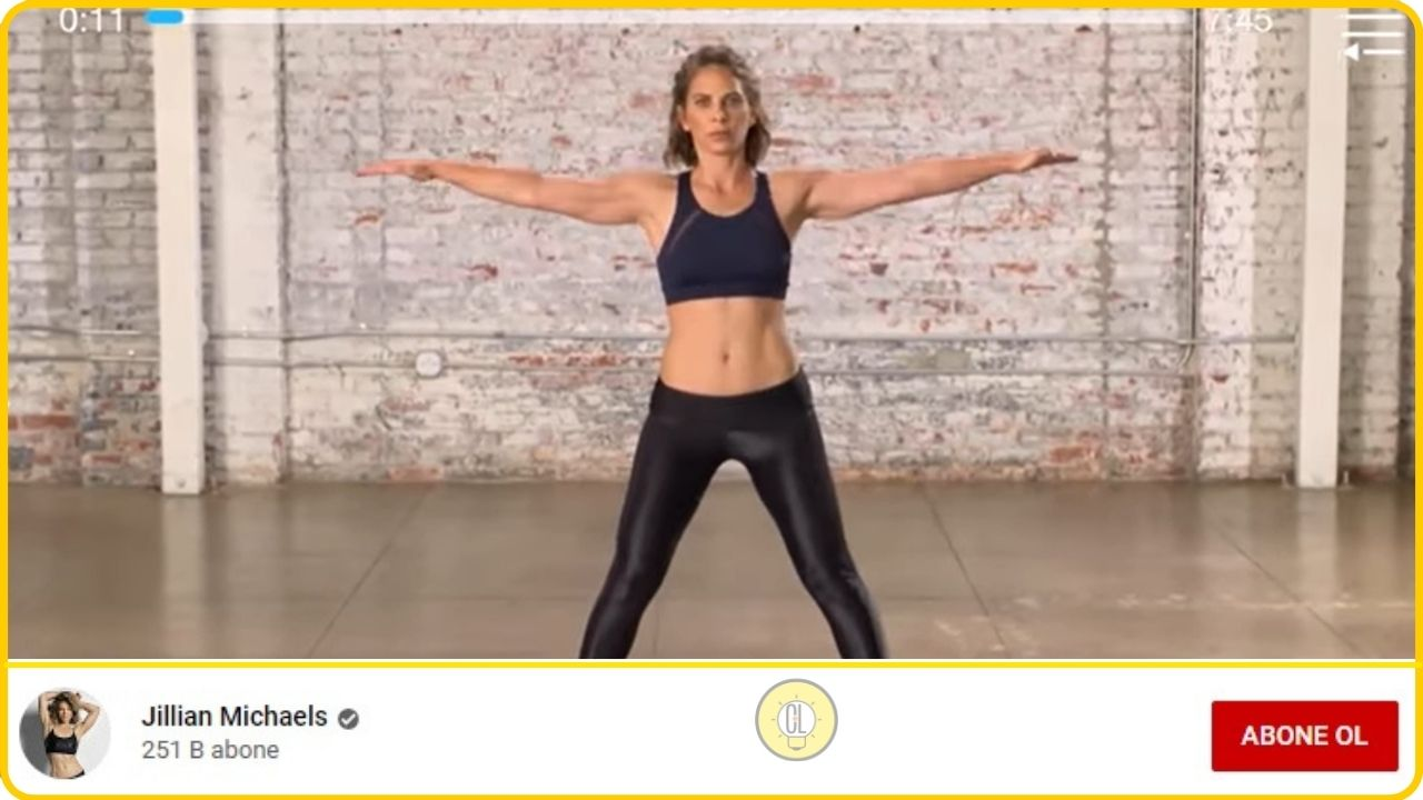 Lose Weight + Improve English With JillianMichaels