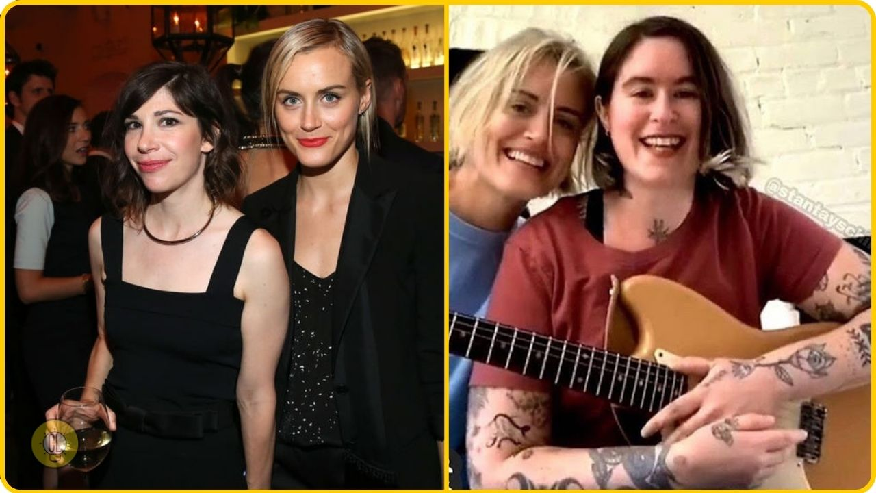 Taylor Schilling and Emily Ritz Orange is the new black (2013)