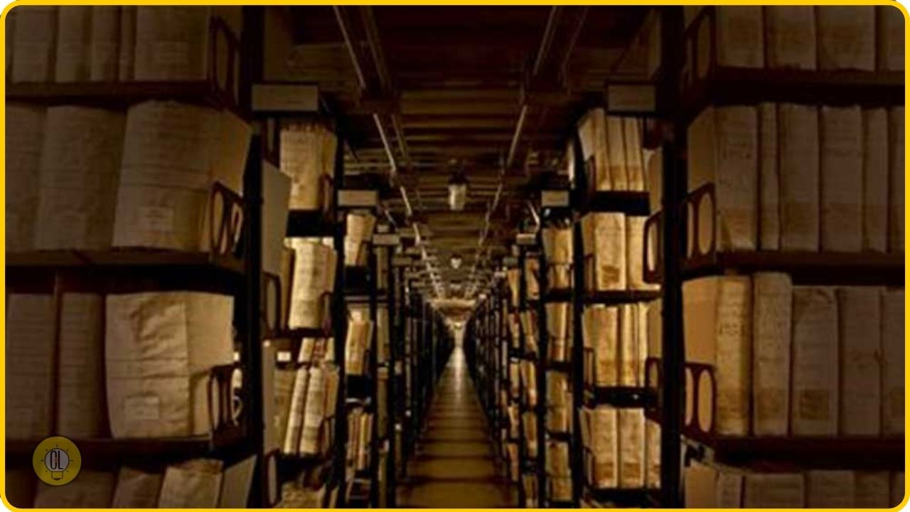 Vatican Apostolic Archives, Vatican City