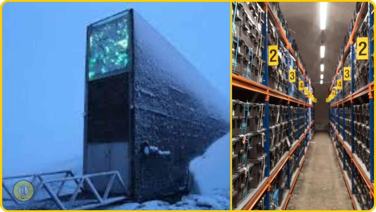 World Seed Vault, Norway