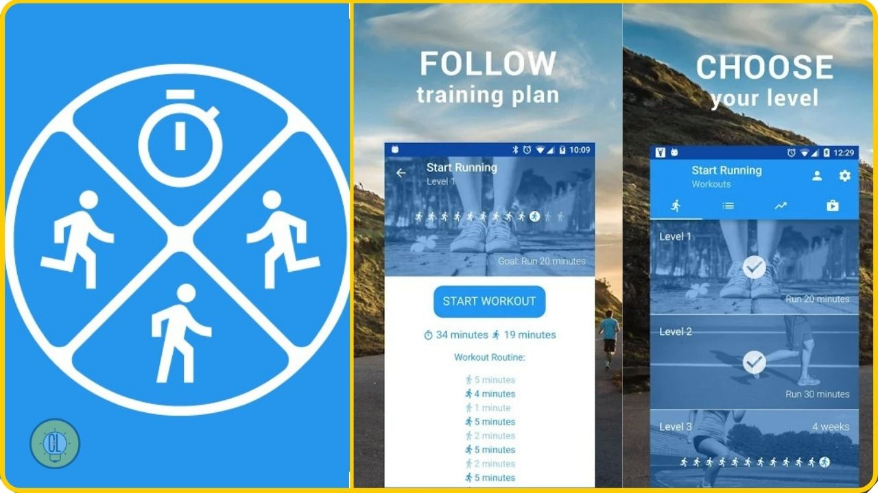 andriod apps for runners for beginners