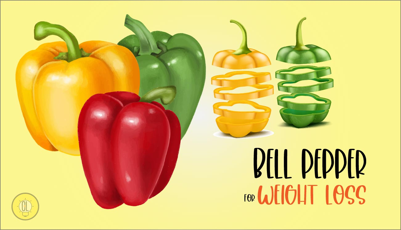 bell pepper for weight loss 1