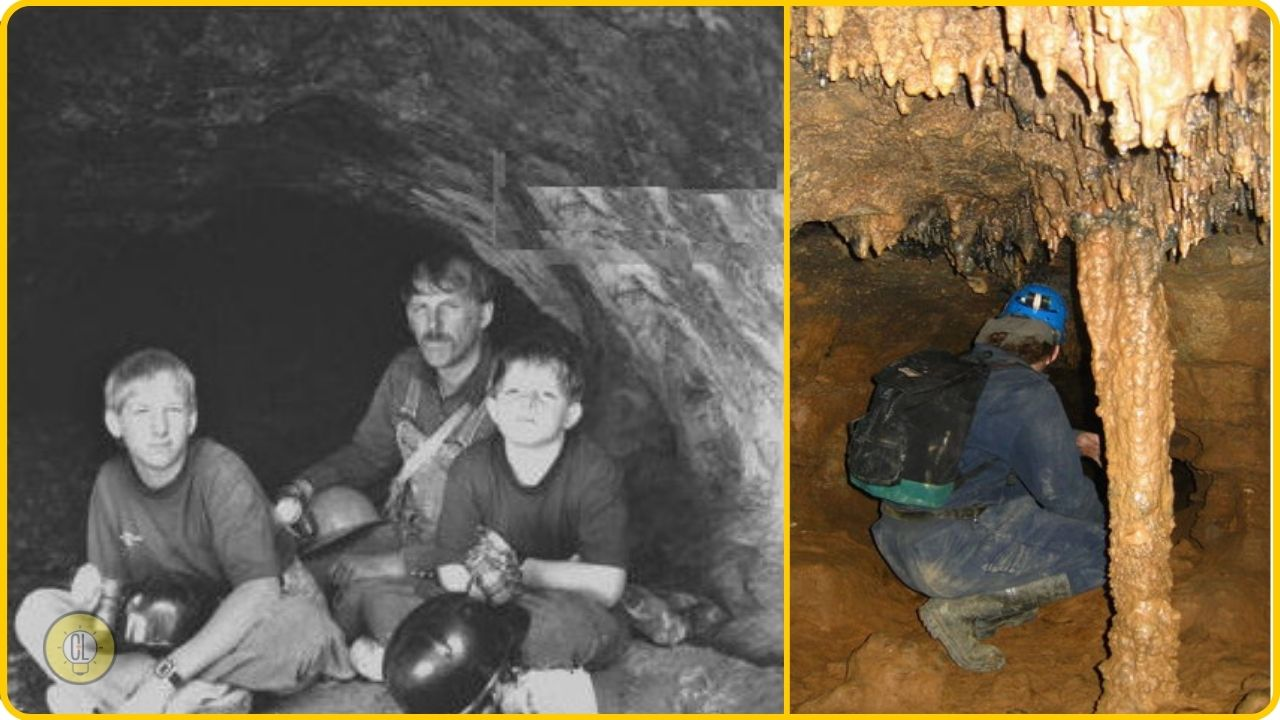 gary lutes Two Sons Rescued After Five Days Lost in Cave