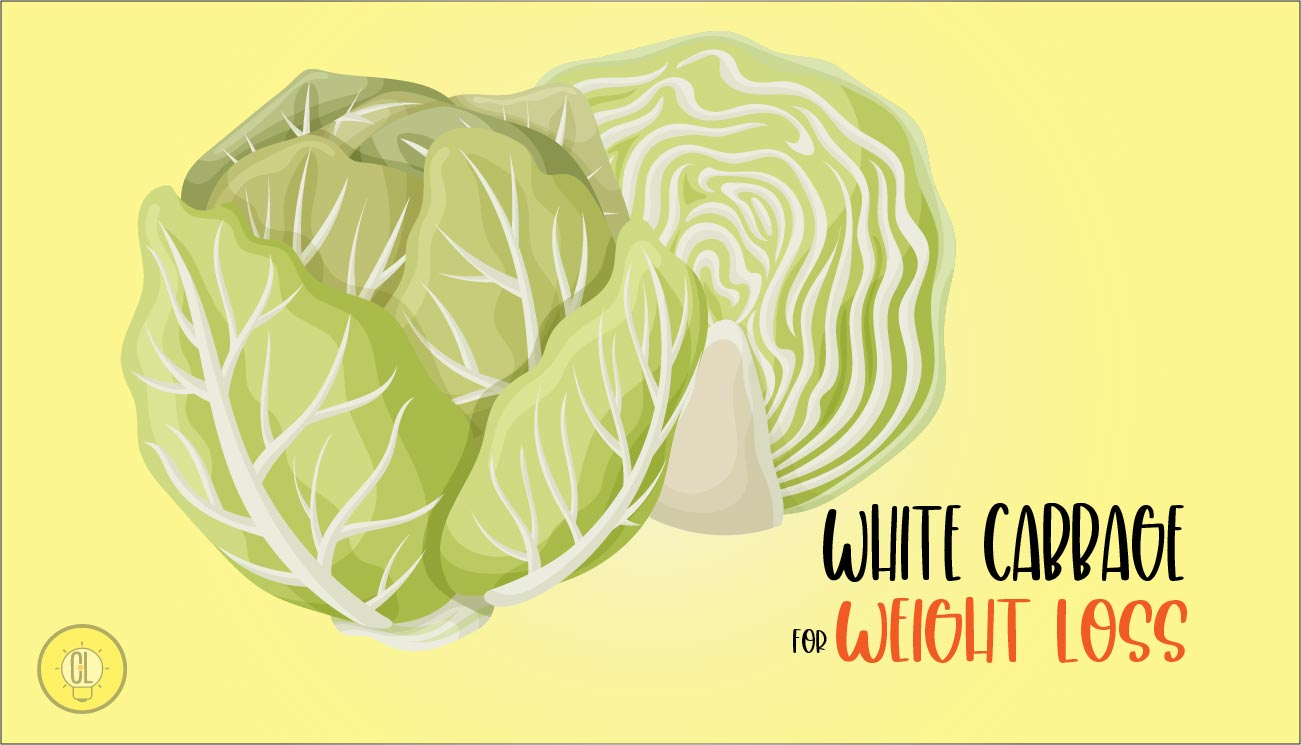 white cabbage for weight loss