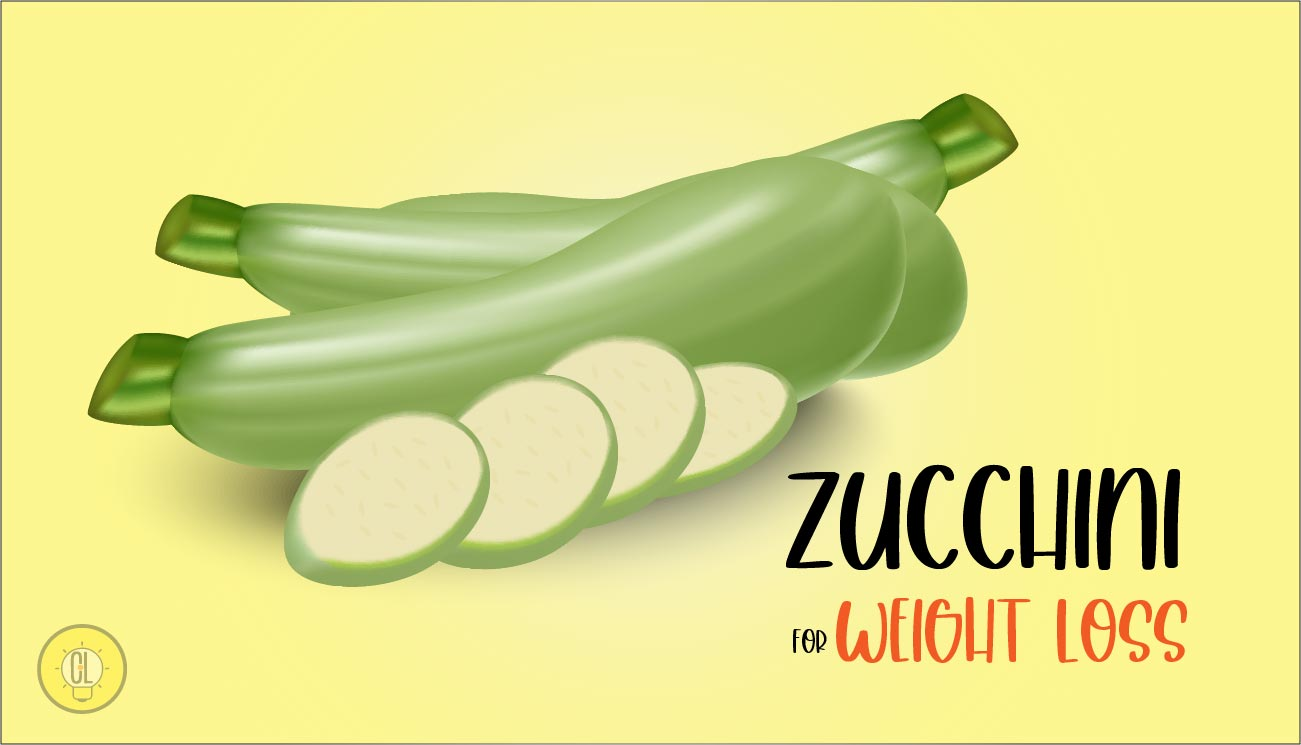 zucchini for weight loss 1