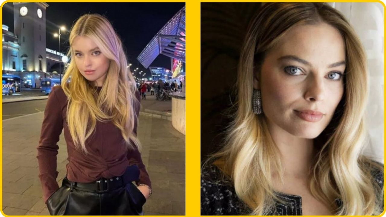 Christy Crime and Margot Robbie