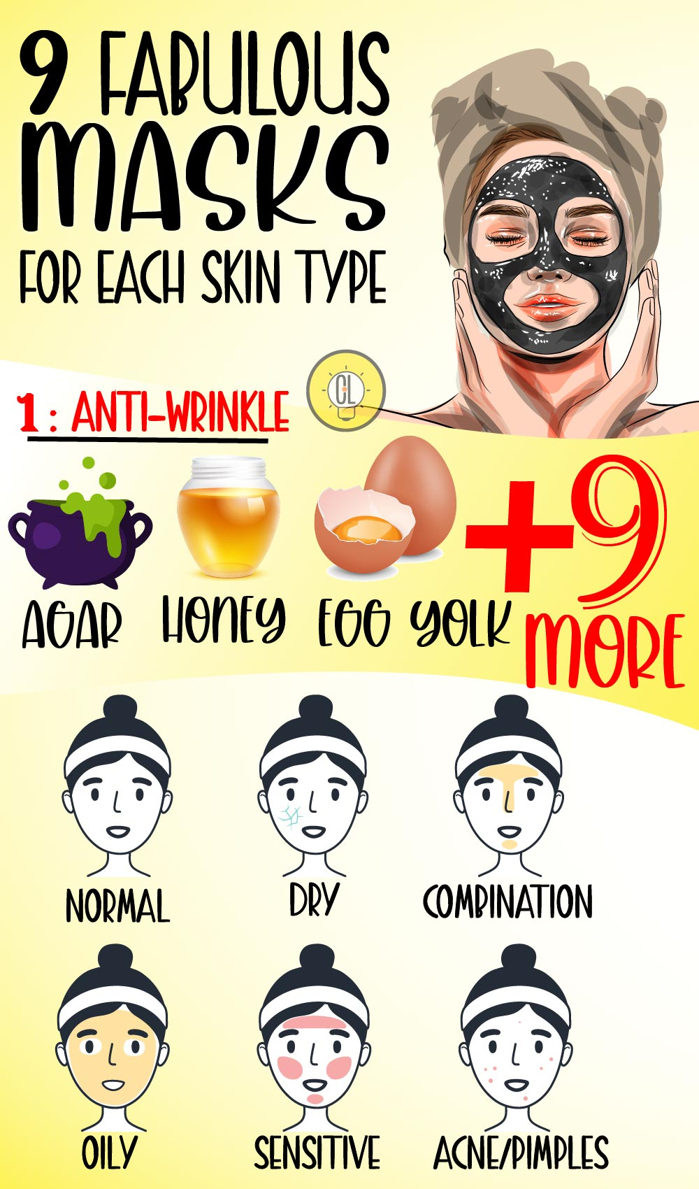 great facial masks for each skin type-01
