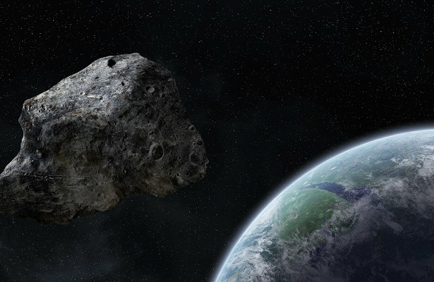 dangerous asteroid near earth