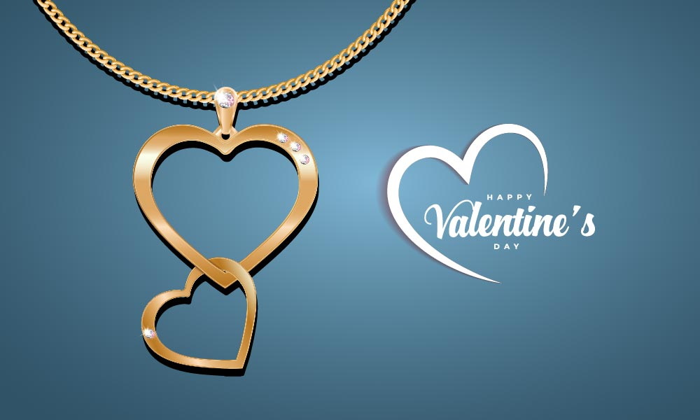 Jewelry for Valentine's Day