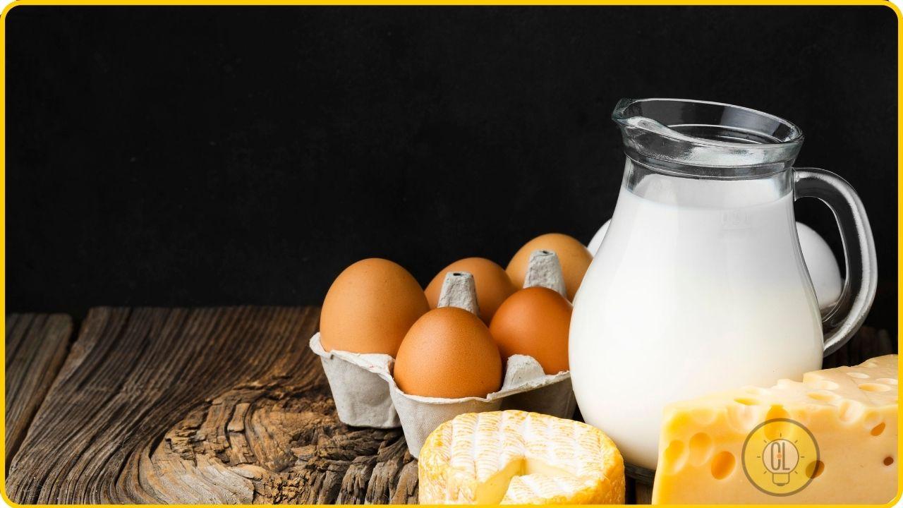 Dairy Products Yogurt, Buttermilk, Kefir