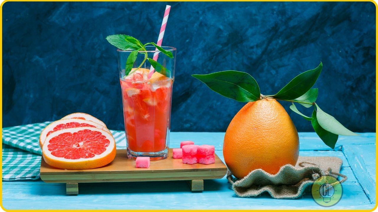 Grapefruit A Strong Fat Buster