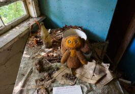 Abandoned Ghost Town Pripyat, Chernobyl Horror After 35 Years