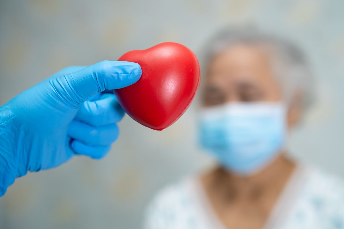 Heart Patients & Covid-19 How to Avoid An Infection