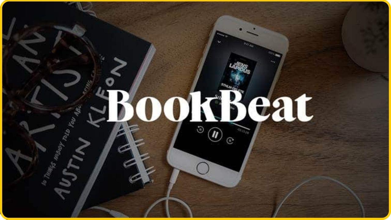 bookbeat audiobooks and music