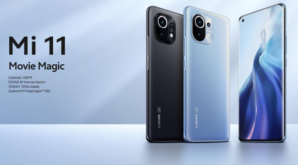 Xiaomi Mi 11 (Global)