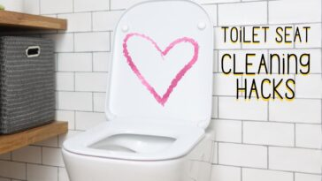 5 Ways to Clean A Toilet Seat Perfectly, No More Yellow Stains