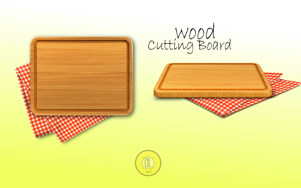 Features Wooden Cutting Boards