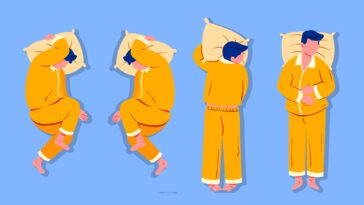 Sleeping On The Side is Healthy Left or Right, Which is Better