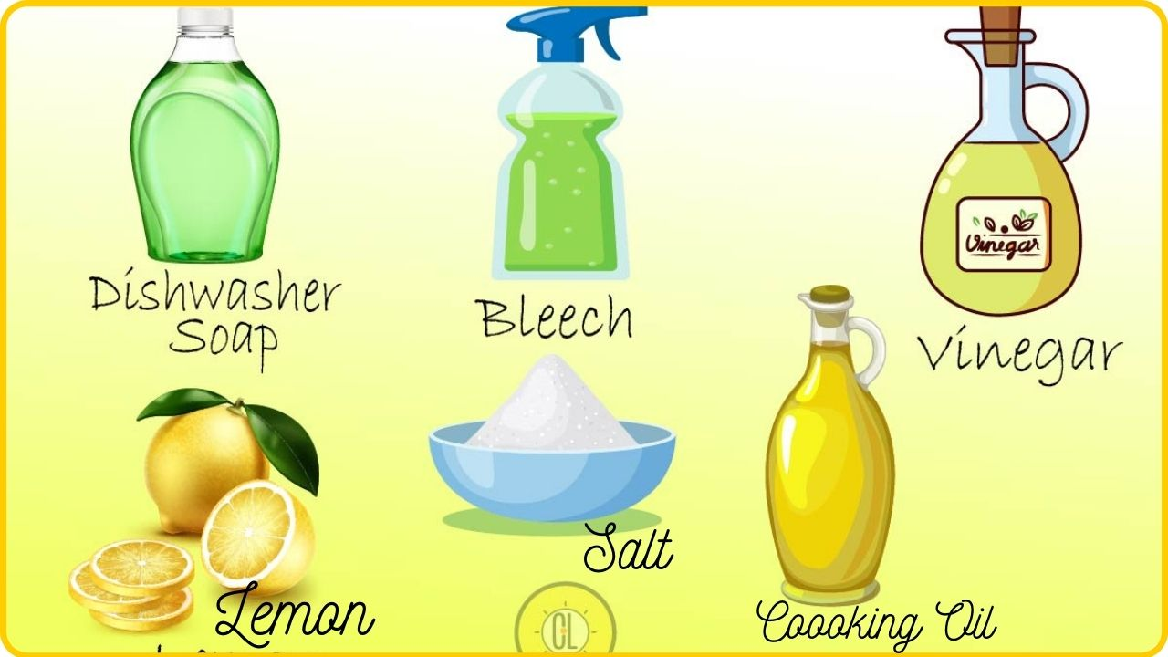 wooden cleaning boards ingredients home remedies